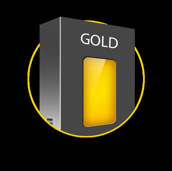 Gold Paket 1